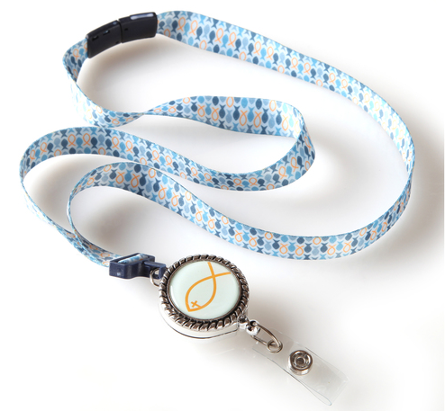 Christian Lanyards and Badge Reels With a Beautiful Design